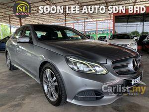 2013 Mercedes-Benz E200 2.0 Avantgarde Sedan