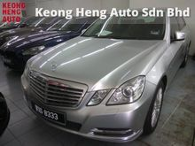 2012 Mercedes-Benz E200 CGI CKD 7 SPEED GPS FULL SERVICE RECORD