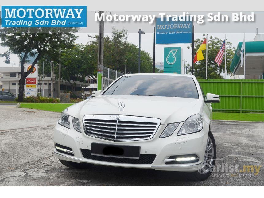 Mercedes benz e200 cgi 2012 elegance 1 8 in selangor for Top mercedes benz dealerships