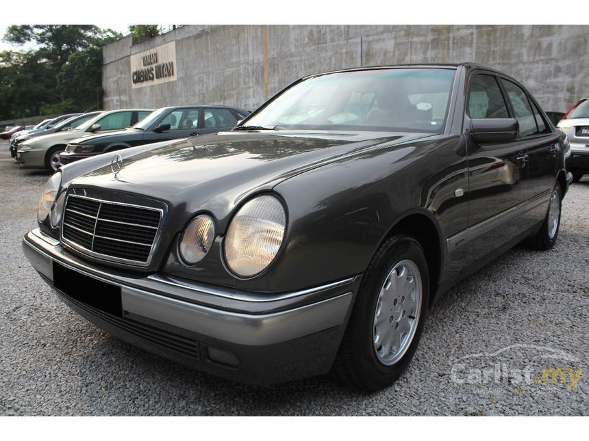 Best Deal Auto Sales >> Mercedes-Benz E200 1996 Elegance 2.0 in Selangor Automatic Sedan Grey for RM 17,790 - 3302738 ...
