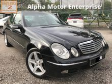 2004 Mercedes-Benz E200 (A) E200K SUNROOF 2DIGIT NUM