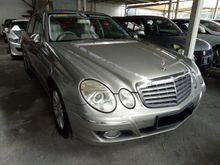 2007 Mercedes-Benz E200K 1.8 Elegance Sedan