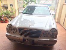 2002 Mercedes-Benz E240 2.6
