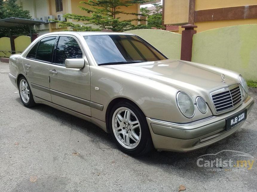 Mercedes benz e240 1999 classic 2 4 in kuala lumpur for E240 mercedes benz