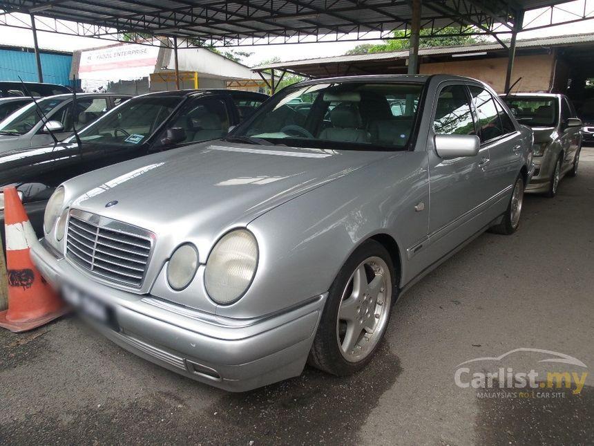 Mercedes benz e240 2002 elegance 2 4 in negeri sembilan for E240 mercedes benz