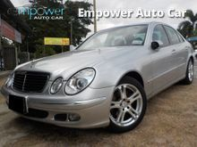 Mercedes-Benz E240 2.6(A)W211 AMG AVANTGARDE SPORT HIGH-SPEC