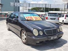 2000 Mercedes-Benz E240 2.6 Sedan One Owner, Nice Number