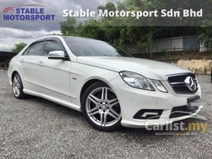 2011/14 Mercedes-Benz E250 CGI 1.8 Avantgarde Convertible ** VIP CAREFUL OWNER... FULL SERVICE ON TIME... LOW MLG... ACCIDENT FREE... CLEAN INTERIOR... MUST VIEW **