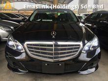 2013 Mercedes-Benz E250 CGI Facelift Unregister