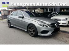 2014 Mercedes-Benz E250 CGI-New Facelift-Local-4 Years Warranty