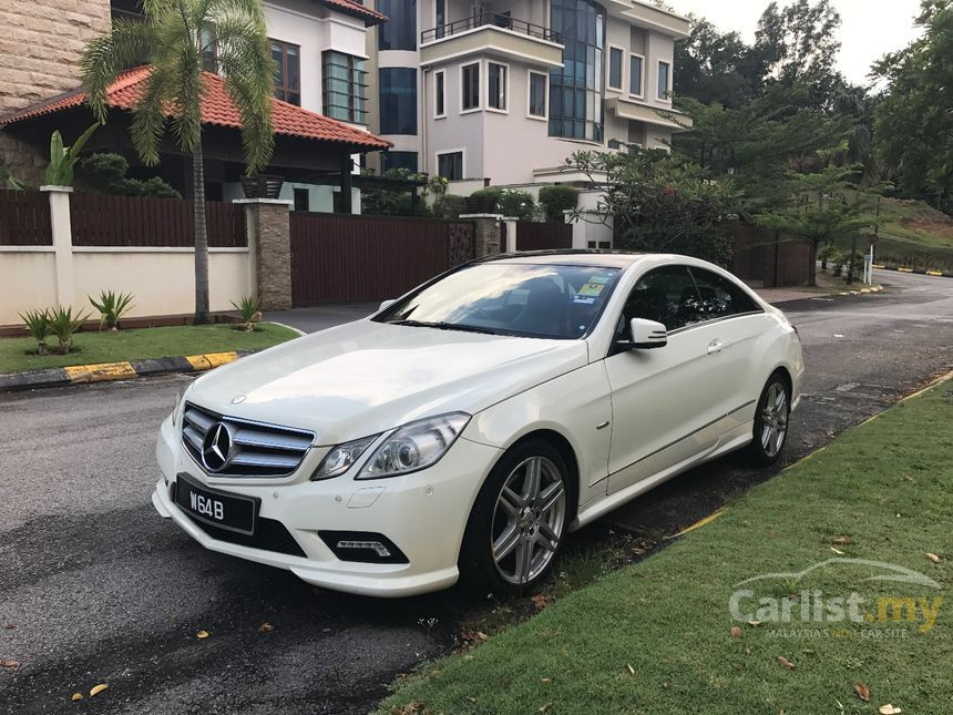 Mercedes benz e250 2010 amg 1 8 in kuala lumpur automatic for Used mercedes benz e350 coupe