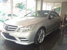 2012 Mercedes-Benz E250 1.8 Coupe AMG Sport Panoramic Roof Reverse Camera Elec Memory Seat Push Start Button