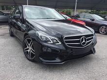 2015 Mercedes-Benz E250 2.0 Night Edition