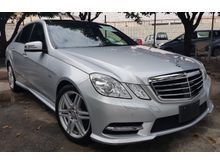 2012 Mercedes-Benz E250 AMG Panaromic Roof Japan Spec Unregister for sale.