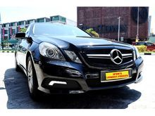 2010 - Mercedes-Benz E250 (A) ---BEST DEAL---