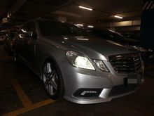 2011 - Mercedes-Benz E-class E350 CGI Blue Efficiency (A)
