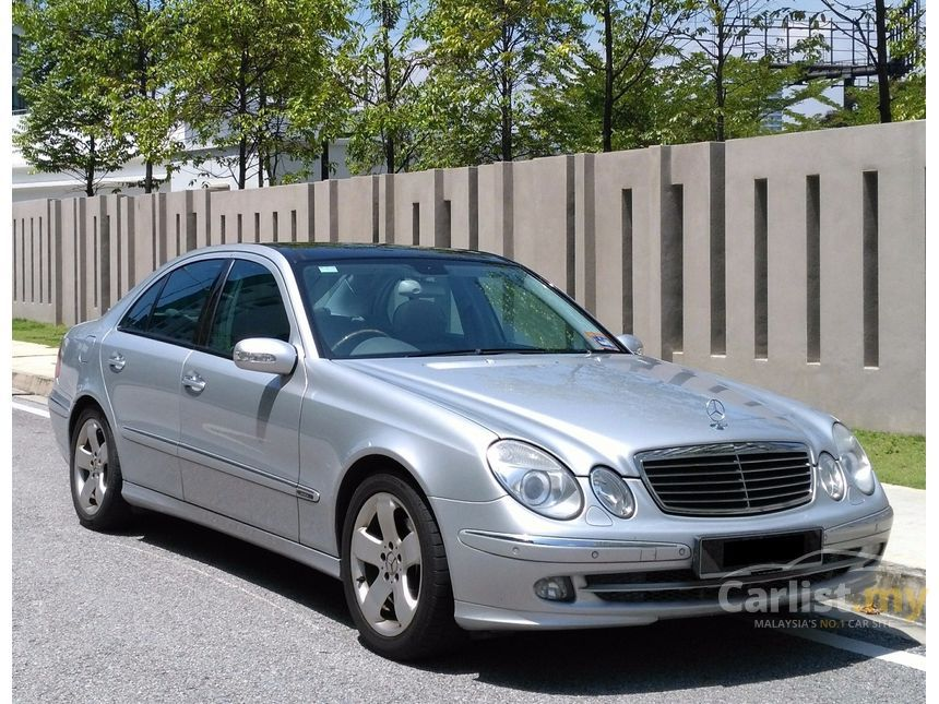 Car Buying App >> Mercedes-Benz E280 2006 Avantgarde 3.0 in Penang Automatic ...