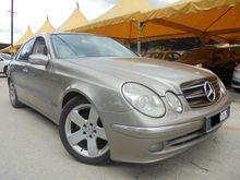 2008 Mercedes-Benz E280 3.0 Avantgarde Sedan - ORIGINAL YEAR MAKE - CALL FOR CONFIRM - JUST DRIVE AND NO PROBLEM