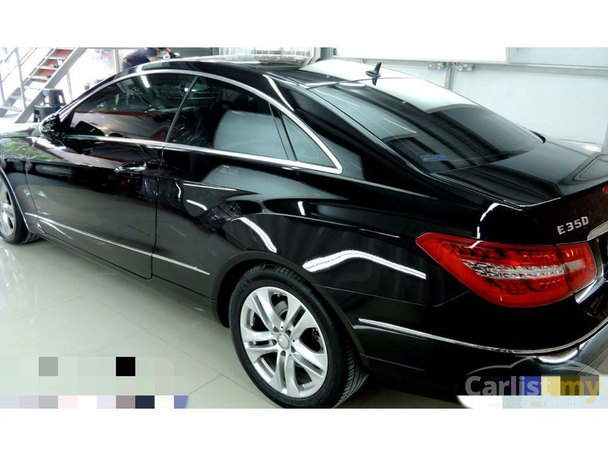 Mercedes benz e350 2010 avantgarde 3 5 in sarawak for Used mercedes benz e350 coupe