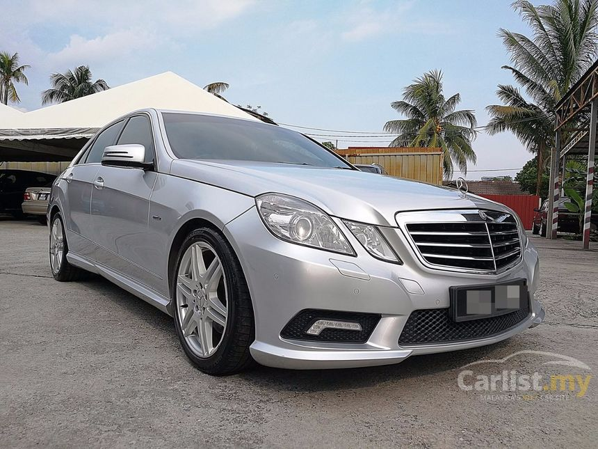 mercedes benz e350 cgi 2009 avantgarde 3 5 in kuala lumpur. Black Bedroom Furniture Sets. Home Design Ideas