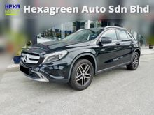 2015 Mercedes-Benz GLA200 1.6 SUV-5 Years Warranty-Super Low Mileage
