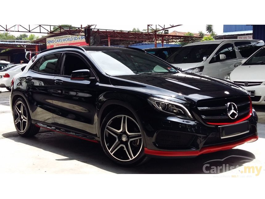 mercedes benz gla250 2016 4matic 2 0 in kuala lumpur automatic suv black for rm 215 800. Black Bedroom Furniture Sets. Home Design Ideas