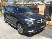 2015 Mercedes-Benz GLE GLE250 AMG Sport Bi Turbocharged 9G-Tronic Original Low Mileage Under Warranty by Mercedes Benz Malaysia Full Accessories