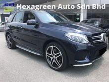2015 Mercedes-Benz GLE400 3.0 4MATIC SUV-5 Years Warranty-Mileage 15000KM