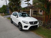 2015 Mercedes-Benz GLE400 3.0 4MATIC SUV