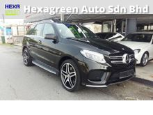 2016 Mercedes-Benz GLE400 3.0 4MATIC SUV- 5 Years Warranty