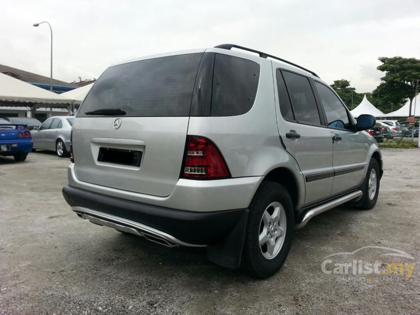 Mercedes benz ml320 1998 3 2 in kuala lumpur automatic suv for Ml320 mercedes benz 1998
