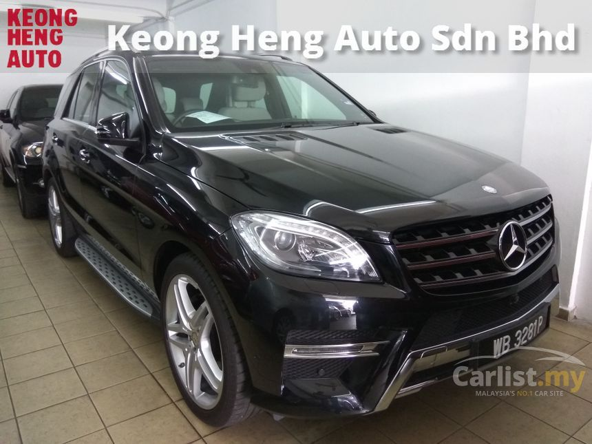 mercedes benz ml350 2014 4matic amg 3 5 in kuala lumpur automatic suv black for rm 318 800. Black Bedroom Furniture Sets. Home Design Ideas