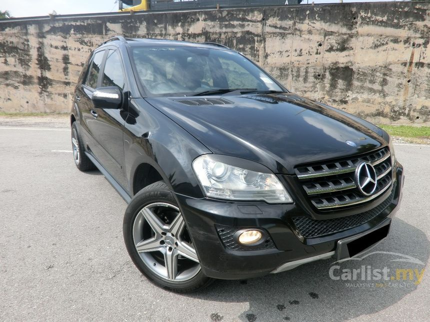 Mercedes benz ml350 2009 amg 3 5 in selangor automatic suv for 2009 mercedes benz ml350