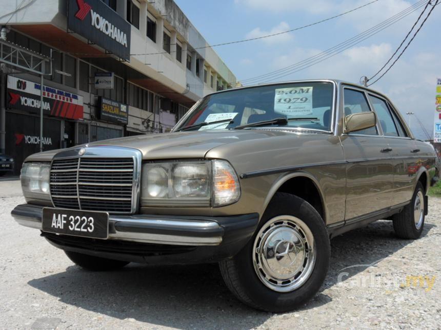 1979 Mercedes Benz 200e