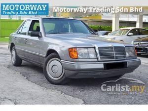 1989 Mercedes Benz 200E (M) LOCAL