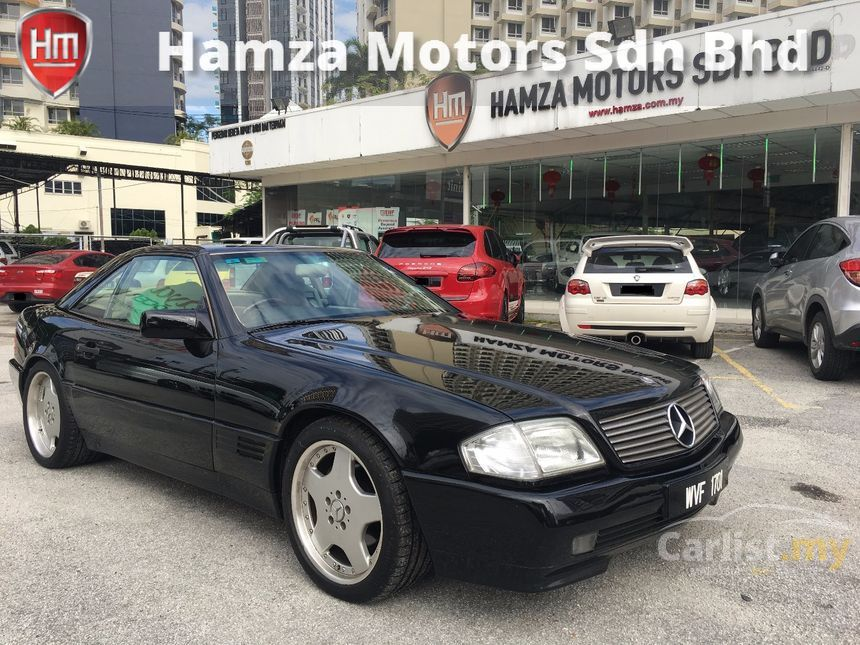Mercedes benz 500sl 1991 5 0 in kuala lumpur automatic for 1991 mercedes benz 500sl