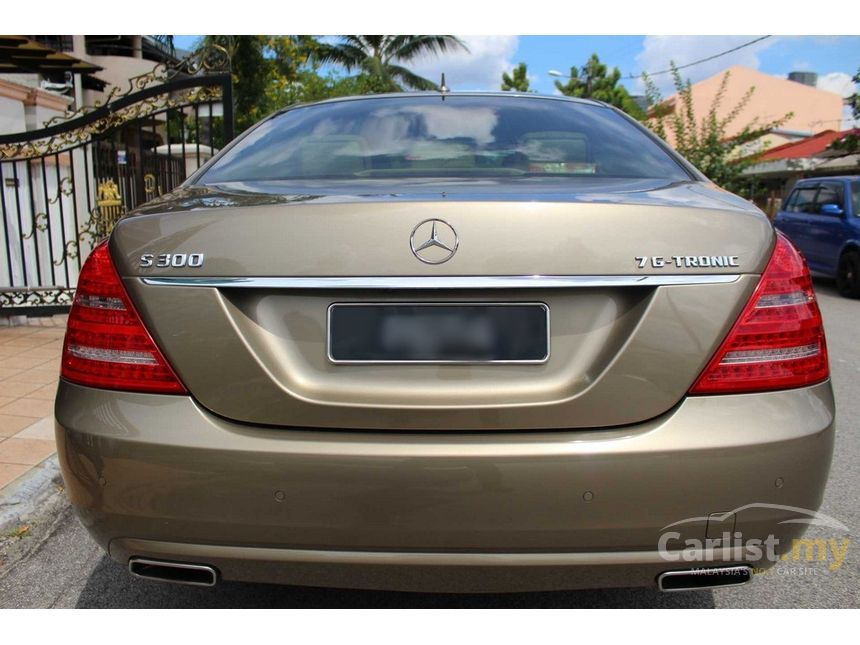Mercedes benz s300l 2010 3 0 in kuala lumpur automatic for Sell my mercedes benz