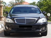 MERCEDES S300L (A)V6 W221 LOCAL 7G TRONIC LONG WHEEL BASE HIGH SPEC GPS NAVIGATION