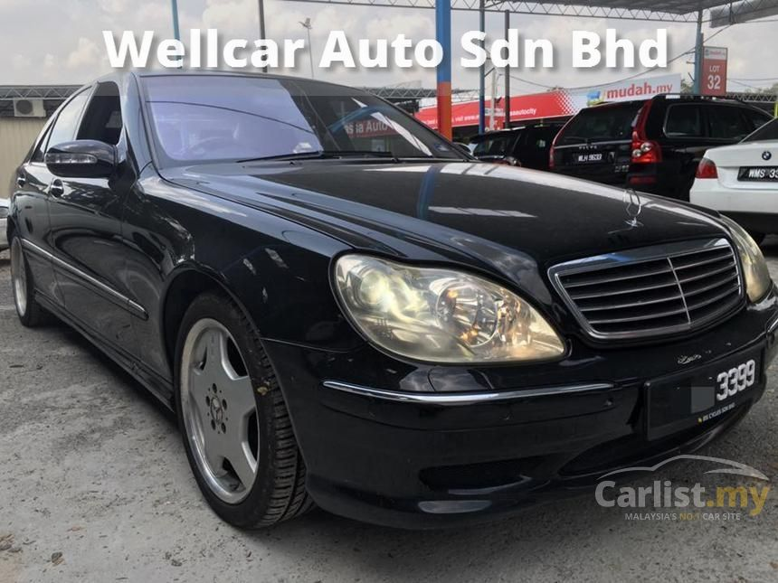 Mercedes benz s320 cdi 2004 3 2 in selangor automatic for Mercedes benz s320 price
