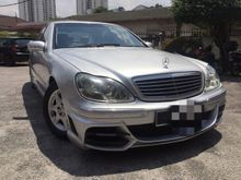 2003 Mercedes-Benz S320L 3.2 Sedan-FREE SMART PHONE