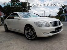 Mercedes-Benz S350 3.5 (A) V6 AMG LUXURY SUNROOF SPORT FACELIFT LUXURY Sedan