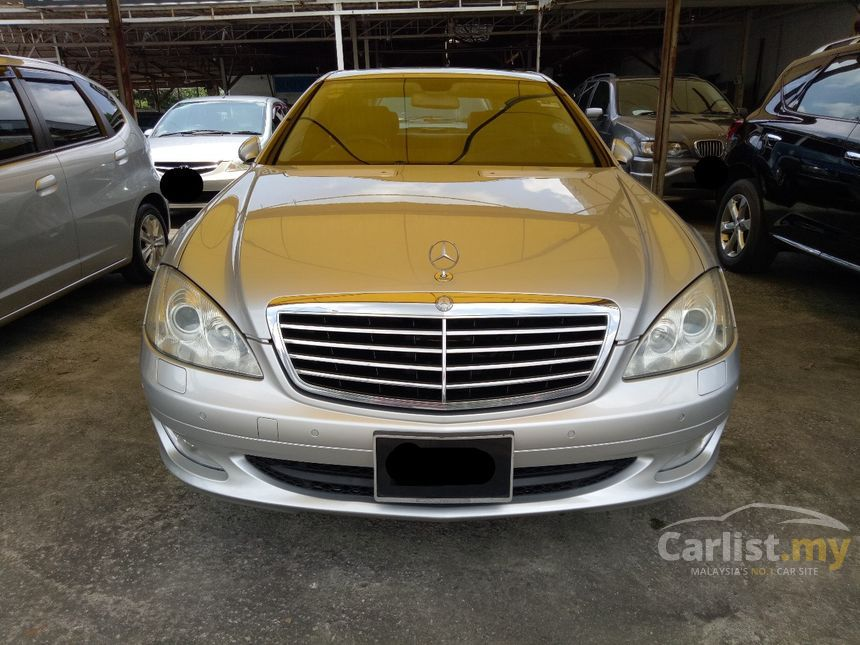 Mercedes benz s350 2006 3 5 in selangor automatic sedan for 2006 mercedes benz s350 review