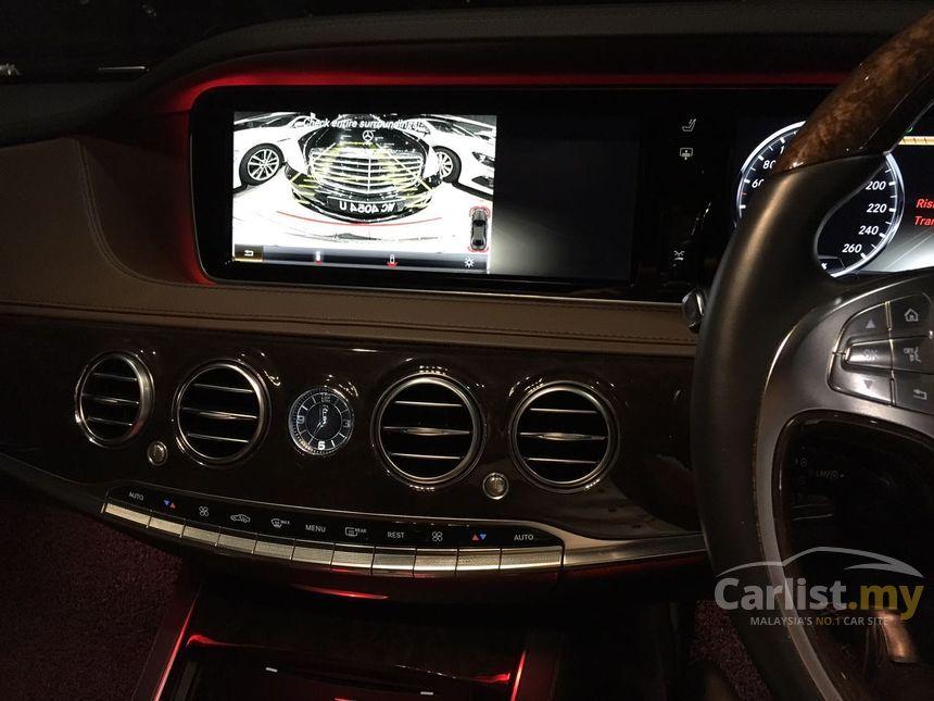 2014 Mercedes-Benz s400L hybrid