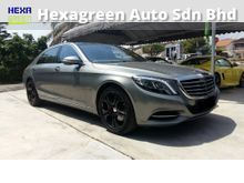2015 Mercedes-Benz S400 S400L Hybrid 3.5 - Perfect Condition