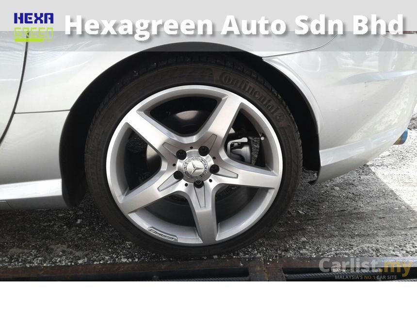 2012 Mercedes-Benz SLK200 BlueEFFICIENCY Convertible