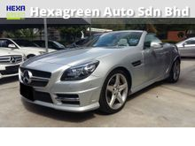 2011 Mercedes-Benz SLK200 AMG -Memories Seat-Perfect Condition