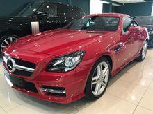 2012 Mercedes-Benz SLK200 AMG CGI 1.8 BlueEFFICIENCY Convertible