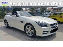 2011 Mercedes-Benz SLK250 CGI 7 Speed-Perfect Condition