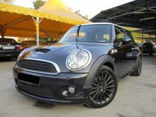 2008 MINI Cooper 1.6 S (A) PANORAMIC ROOF - ORIGINAL YEAR MAKE - CALL FOR CONFIRM - JUST DRIVE AND NO REPAIR -