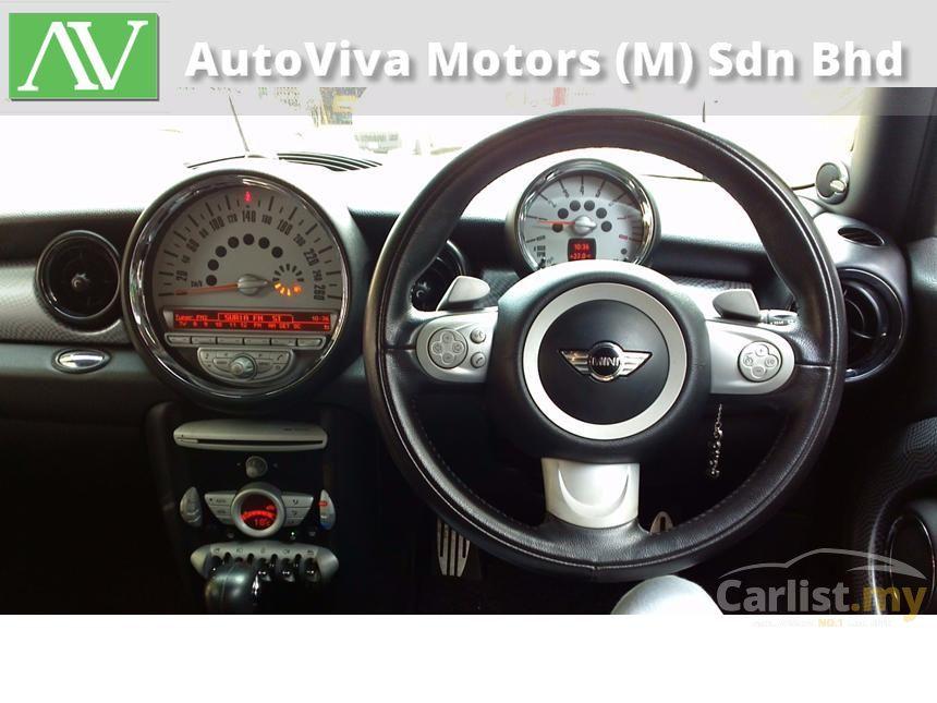 2010 MINI Cooper S Hatchback